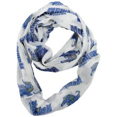 Memphis Tigers Infinity Scarf