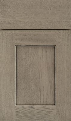 Our Sloan cabinet door style has the ability to adapt to your way of thinking at home.