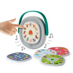9 great no-screen tech & STEM toys for kids of all ages: The Timeo educational toy is perfect for young kids to help teach time and more. More: CoolMomTech.com Tech gifts for kids | | affordable holiday gifts | STEM gifts | educational tech | STEM toys | gifts for children | gifts for preschool | christmas gifts | Hanukkah gifts #techgifts #techtoys #educationalgifts #coolgiftsforkids