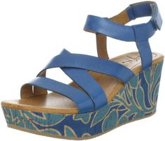 ooh love these but which color? Amazon.com: Naya Women's Nalani Platform Sandal: Shoes
