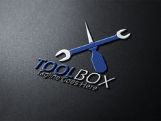 Tool Box Logo by Josuf Media on @creativemarket