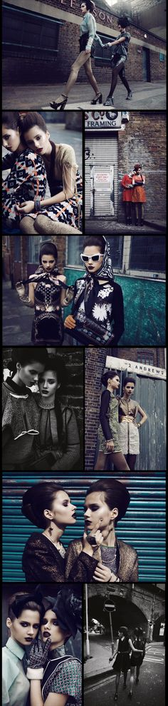 Lina Tesch Photography: Ballad of Magazine - the sister issue * Welp! I'm going to do this with my sisters ;P