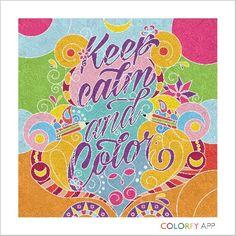 #color #colors #coloring #coloringbook #coloringbooks #coloringbookforadults #adultcoloringbook #colorfy #colorfyapp