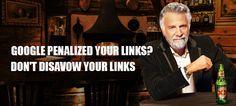 DON'T DISAVOW YOUR LINKS! Internet, Think On, That Way, Google, Seo, Web Design, Link, Design Web, Website Designs