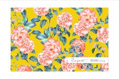 Bloom, is an exquisite hand painted watercolour design in vibrant and beautiful shades of colors. Detailed with playful nuance of water color brush strokes. Watercolor Design, Pattern Illustration, Repeating Patterns, Brush Strokes, Landscape Photography, Print Design, Vibrant, Bloom, Things To Come