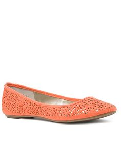 orange shoes a must for summer