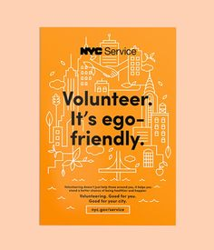 NYC Service Poster Campaign With line art design becoming more popular, 2018 is sure to be a year filled with multiple techniques and aesthetics all mashed together resulting in a whole lot of awesome. Line Art Design, Book Design, Graphic Design Posters, Graphic Design Inspiration, Bts Design Graphique, Neon Colour Palette, Design Innovation, Design Campaign, Campaign Posters