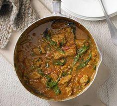 Lamb  spinach curry - toprecipesmagazin...