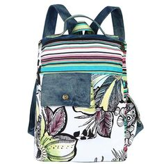 Cheap denim backpack, Buy Quality canvas backpack women directly from China canvas backpack Suppliers: Black butterfly Fashion Canvas Backpacks Women personality Shoulder Bags Casual Travel Bags Denim backpack print flower Denim Backpack, Fashion Backpack, Hiking Backpack, Day Backpacks, Canvas Backpacks, Butterfly Fashion, Best Travel Accessories, Striped Canvas, Casual Bags