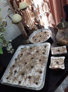 Σκέτη απόλαυση αυτό το γλυκό.. που αρέσει σε όλους Cream Cake, Sweet Life, Palak Paneer, Oatmeal, Food And Drink, Sweets, Cooking, Breakfast, Ethnic Recipes