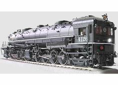 frony cab locomotive   MTH HO 1 87 Southern Pacific AC 6 Cab Forward Lokomotive with DCC ...