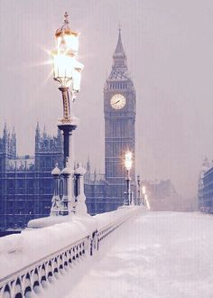 Image via We Heart It https://weheartit.com/entry/150222791 #background #beautiful #BigBen #bridge #christmas #city #december #journey #lights #london #Londres #love #night #photography #places #santa #snow #soon #travel #wallpaper #wallpapers #winter #withmylove #england