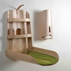 Baby Furniture from Bybo: Space Saving Wall Mounted Baby Changing Table – Furniture Makeover & Furniture Design Baby Room Furniture, Kids Furniture, Modern Furniture, Furniture Design, Furniture Legs, Garden Furniture, Paper Furniture, Multifunctional Furniture, Furniture Buyers