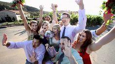 Southern California Wedding at Cal-a-Vie Health Spa  #vineyard #wedding #socal