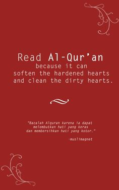 Why you should read the Quran