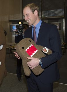 Prince William Photos - The Duke Of Cambridge Visits Japan - Day 3 - Zimbio