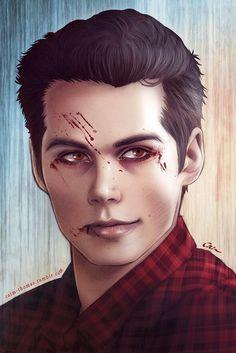 Nogitsune Stiles....mmmm....