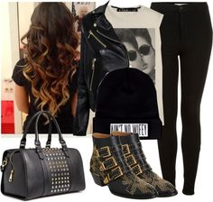 """""""Untitled #1100"""" by beatriz-andrino ❤ liked on Polyvore"""