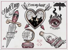 these would be cool tattoos