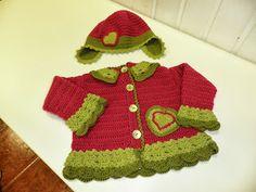 """""""Disfrutando con el crochet"""" Mari Carmen (DATE VIDA)"""