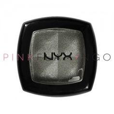 NYX - Single Eye Shadow Silver