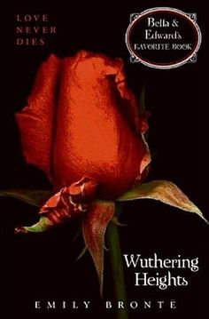 """Wurthering Heights- """"Bella's and Edward's favorite book"""""""