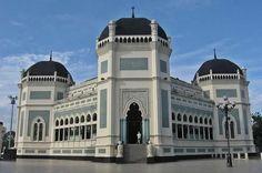 Masjid Raya Mosque (Tanjong Pinang, Indonesia)