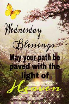 Wednesday Blessings!!!