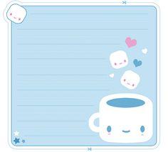 Coffee Luv Memo Sheet by ~ Free Printable Printable Scrapbook Paper, Printable Paper, Printable Stickers, Cute Stickers, Free Printable Stationery, Journal Stickers, Journal Cards, Planner Stickers, Memo Notepad