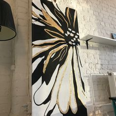 image of Arthouse Plaster Floral Canvas Wall Art Mural Wall Art, Canvas Wall Art, Indian Art Paintings, Africa Art, Oil Painting Abstract, Graphic Design Art, Painting Inspiration, Flower Art, Modern Art