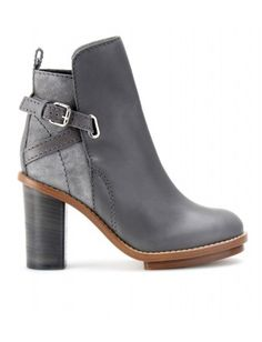 they come in gray now // Acne // CYPRESS ANKLE BOOTS