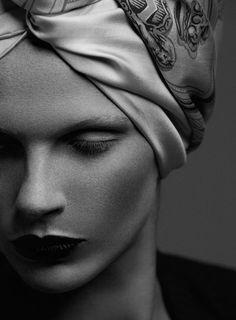 Creative Portrait Photography Examples