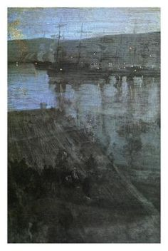 James McNeill Whistler, Nocturne.  Art Experience NYC  www.artexperiencenyc.com/social_login/?utm_source=pinterest_medium=pins_content=pinterest_pins_campaign=pinterest_initial