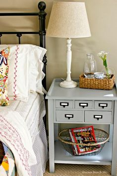 Love the nightstand