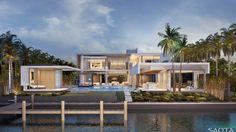 Resultado de imagen para casas modernas miami