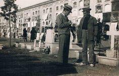VALENCIA EN BLANCO Y NEGRO: 1930 - Cementerio de ValenciaFuente - Rafael Solaz...