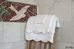 Paris Towel Collection | Bath Towel Sets | Jan de Luz