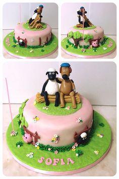 Ovelha chone Bolo  Cake