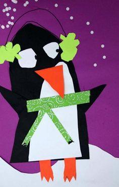 kindergarten penguins