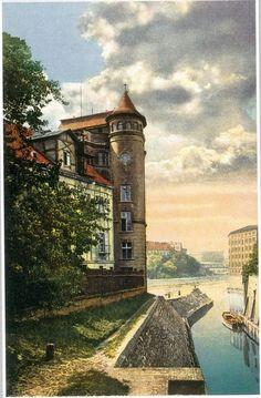 Zdjęcie numer 16 w galerii - Wrocław sprzed stu lat na pocztówkach Maxa Leipelta. Wiele z tych miejsc już nie istnieje [FOTO]