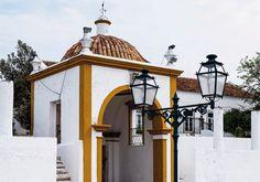 São Brás de Alportel, Algarve, Portugal
