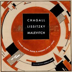 This groundbreaking book explores the Russian avant-garde during the earlypost-revolutionary years of 1918-1922 and brings together the works of threeof its most influential artists.    When Marc Chagall took over the People's School of Art in his hometown ofVitebsk in 1919, he had already established himself as an avant-garde artist.For the next few years, Chagall established the once-sleepy Belarusian town asa hub of revolutionary art making. Along with Kazimir Malevitch and ElLissitzky, Chaga Marc Chagall, Bauhaus, Centre Pompidou Paris, Russian Constructivism, Russian Avant Garde, Kazimir Malevich, Germany Language, Moholy Nagy, Avant Garde Artists