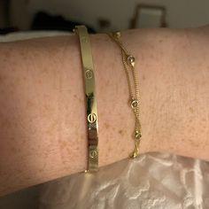 Plain Gold Bracelet Gold Bangle Bracelet Simple Real Gold | Etsy Plain Gold Bangles, Solid Gold Bangle, Dainty Gold Rings, Thin Gold Rings, Diamond Stacking Rings, Engraved Bracelet, Gold Bangle Bracelet, Cartier Love Bracelet, Trendy Bracelets