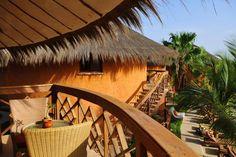 L'Hôtel Le Lamantin au Sénégal