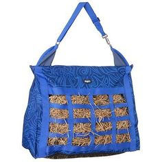 Hay Nets and Bags 159013: Tough-1 Heavy Denier Nylon Hay Tote In Prints Tribal Tattoo -> BUY IT NOW ONLY: $38 on eBay!