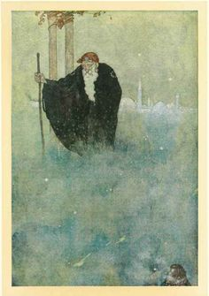 The Story of the Wicked Half-Brothers - Stories from The Arabian Nights as retold by Lawrence Housman, 1907