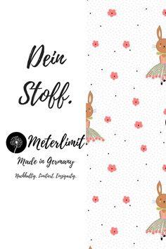 METERLIMIT STOFFE Made in Germany Nachhaltig. Limitiert. Einzigartig. Meterlimit.de