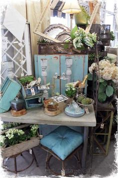 **My Desert Cottage**: Happy Birthday Sweet Salvage