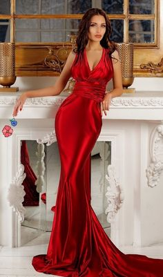 Satin Dresses, Sexy Dresses, Prom Dresses, Formal Dresses, Event Dresses, Celebrity Dresses, Mode Inspiration, Beautiful Gowns, Evening Gowns