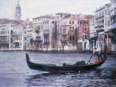 Chen Yifei / Chinesisch Romantische Maler Realist